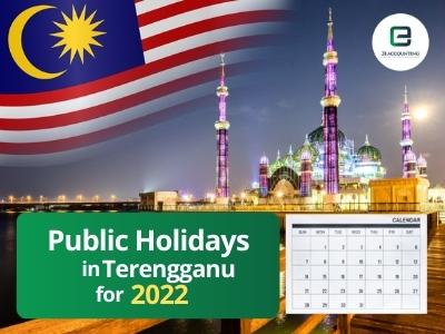 Terengganu Public Holidays 2022