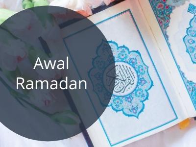 Awal Ramadan