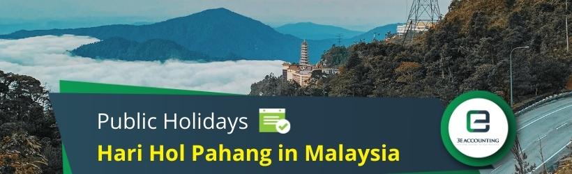 Hari Hol Pahang