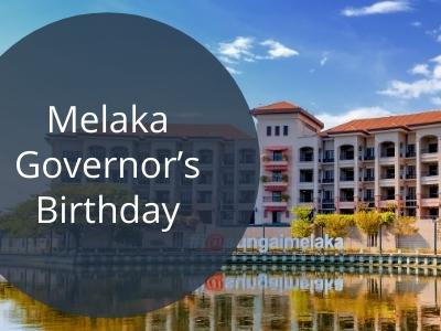 Melaka Governor's Birthday
