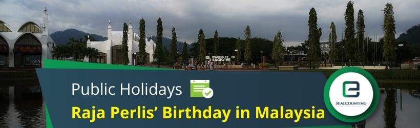 Raja Perlis' Birthday