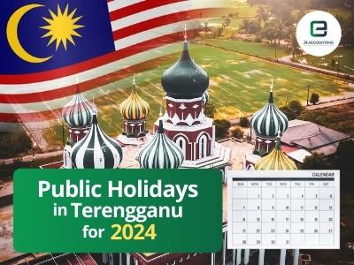 Terengganu Public Holidays 2024