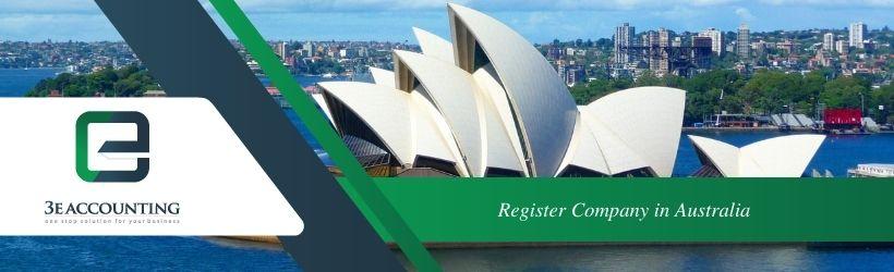 Register Company in Australia