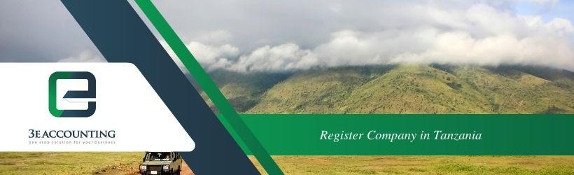 Register Company in Tanzania