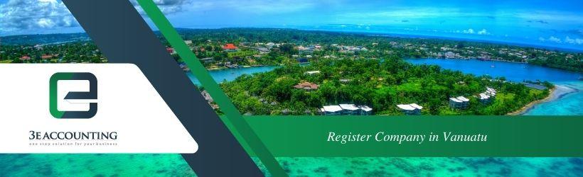 Register Company in Vanuatu
